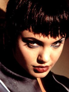 Angelina Jolie in Hackers